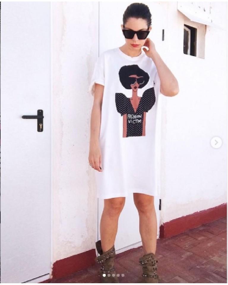 Vestido fashion victim...